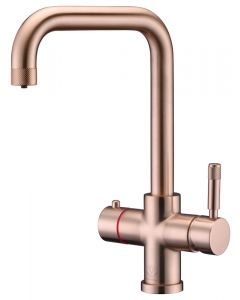 U-Spout Instant Hot Water Tap with Boiler & Filter