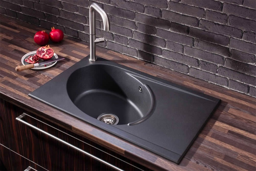View our range of sinks